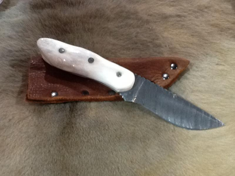 Elkhorn Trading Company Knives Buffalo Rib Knife The