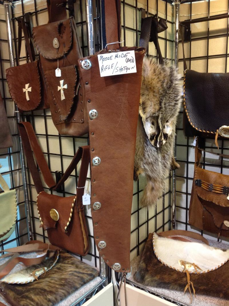 Elkhorn Trading Company Leather Bags Wolf Bag